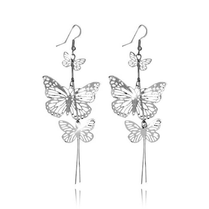 Серьги Mia Collection - Butterfly