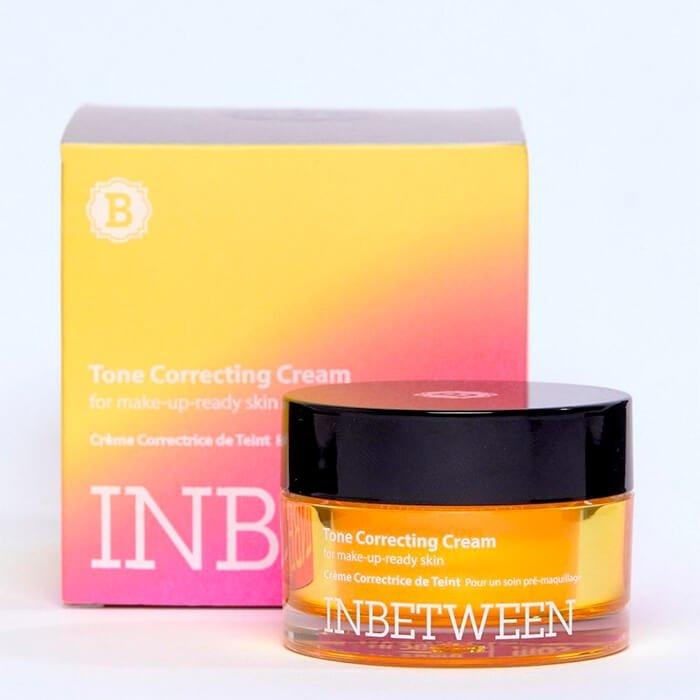 Крем для лица Blithe Inbetween Tone Correcting Cream