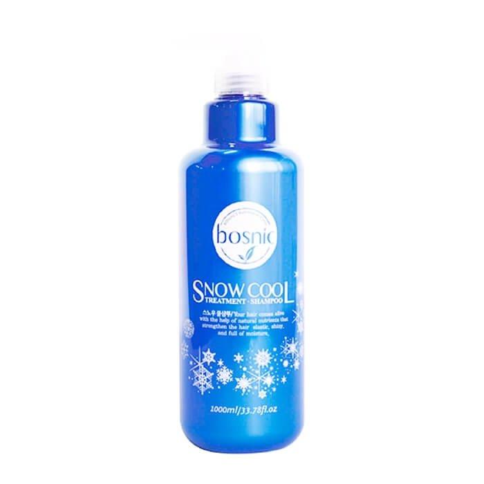 Шампунь для волос Bosnic Snow Cool Shampoo – купить в Москве ... 6e78e7ebc37
