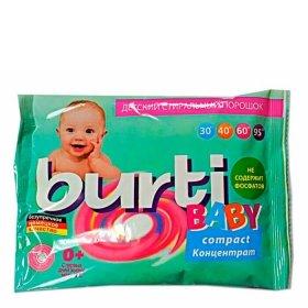 Стиральный порошок Burti Baby Compact (100г)