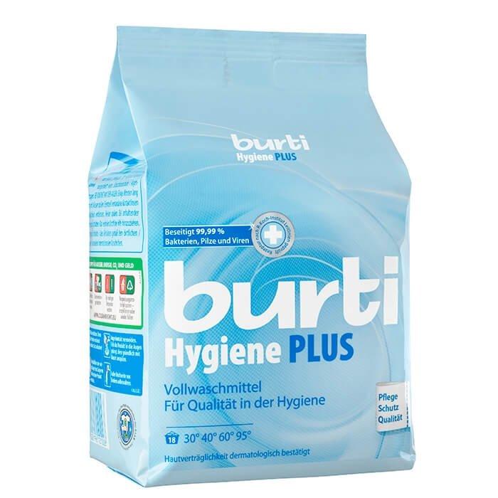 Стиральный порошок Burti Hygiene Plus