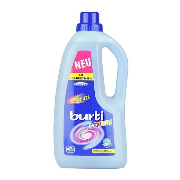 Жидкое средство для стирки Burti Color Liquid (1,5л)