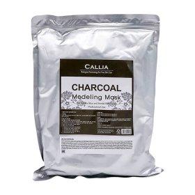 Альгинатная маска Callia Charcoal Modeling Mask