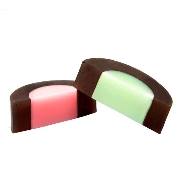 Мыло для лица Caolion Blackhead O2 Sparkling Soap (mini)