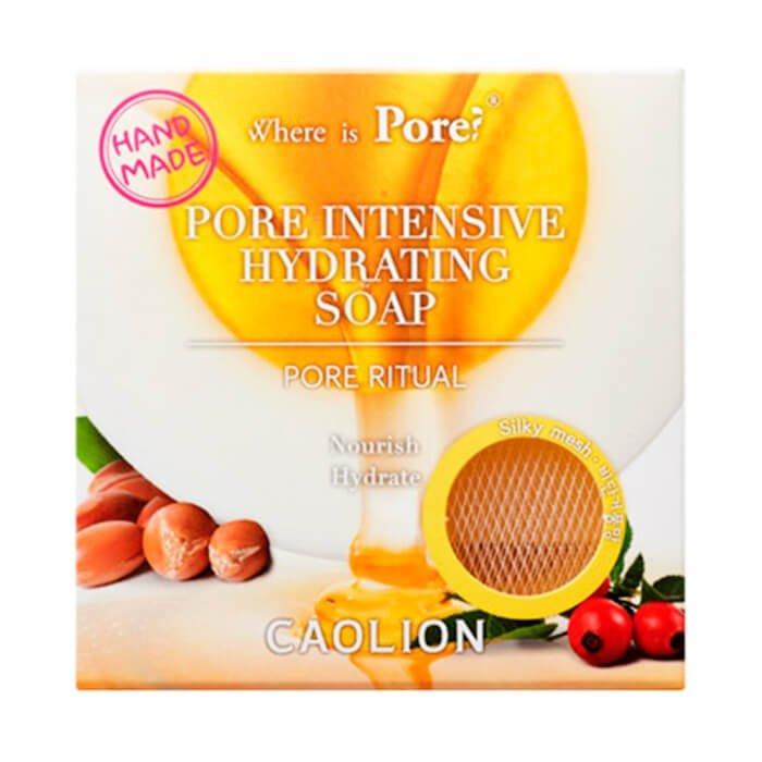 Мыло для лица Caolion Pore Intensive Hydrating Soap