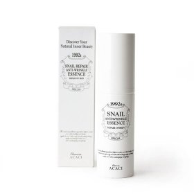 Эссенция для лица Chamos Acaci Snail Anti-Wrinkle Essence