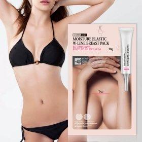 Патчи для груди Chamos Acaci Moisture Elastic W-Line Breast Pack
