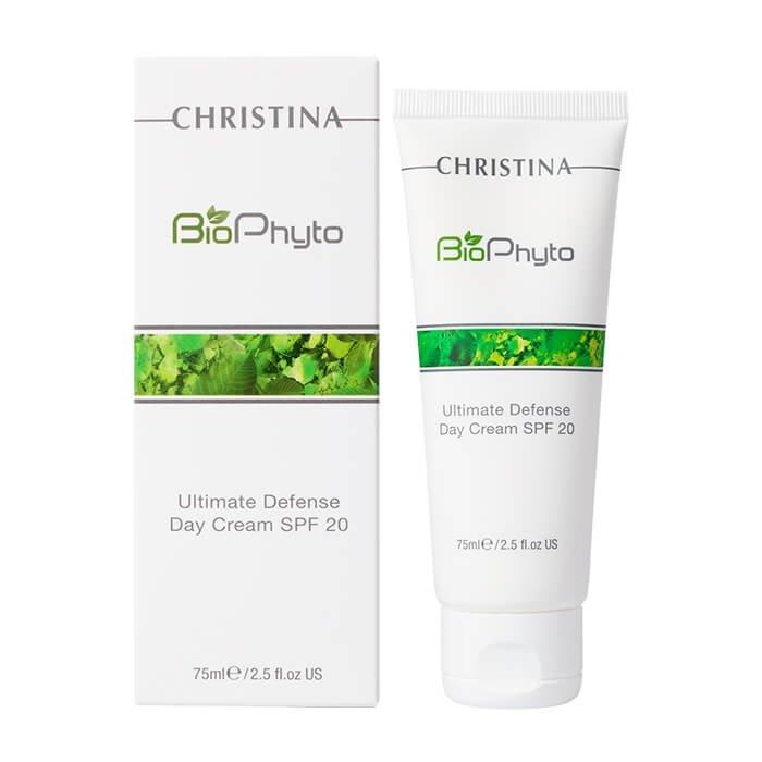 Крем для лица Christina Biophyto Ultimate Defense Day Cream