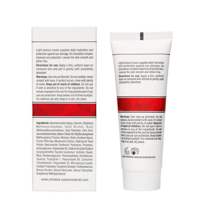 Крем для лица Christina Comodex Mattify & Protect Cream