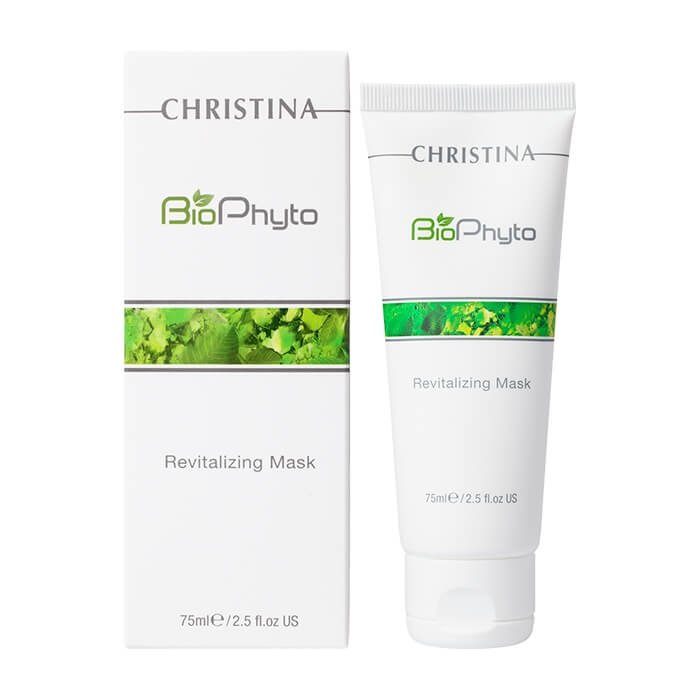 Маска для лица Christina Biophyto Revitalizing Mask (75 мл)