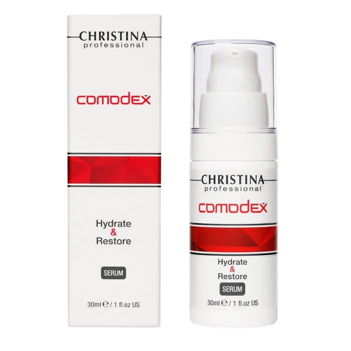 Сыворотка для лица Christina Comodex Hydrate & Restore Serum