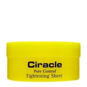 Салфетки для сужения пор Ciracle Pore Control Tightening Sheet