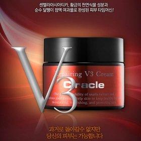 Крем для лица Ciracle Repairing V3 Snail Cream