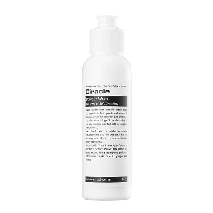 Пудра для умывания Ciracle Powder Wash For Deep & Soft Cleansing