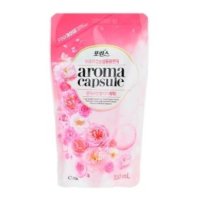 Кондиционер для белья CJ Lion Porinse Aroma Capsule - Rose (mini)