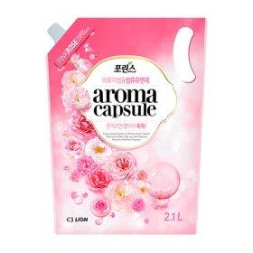 Кондиционер для белья CJ Lion Porinse Aroma Capsule - Rose