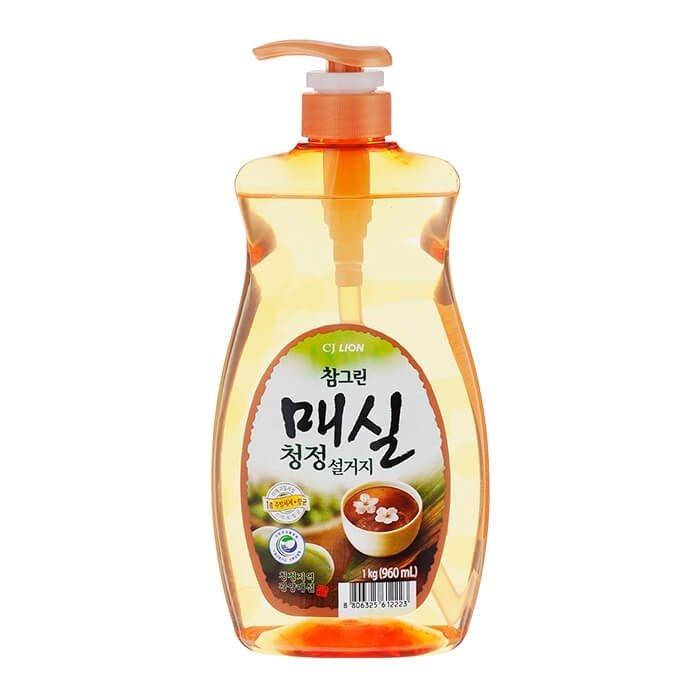 Средство для мытья посуды CJ Lion Japanese Apricot Clean Dish Wash
