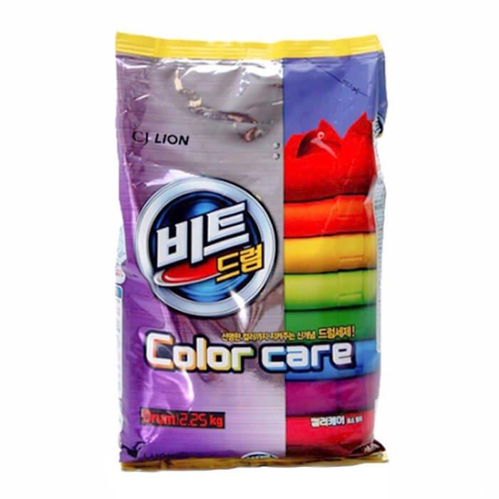 Стиральный порошок CJ Lion Beat Drum Color Care (2,25 кг)