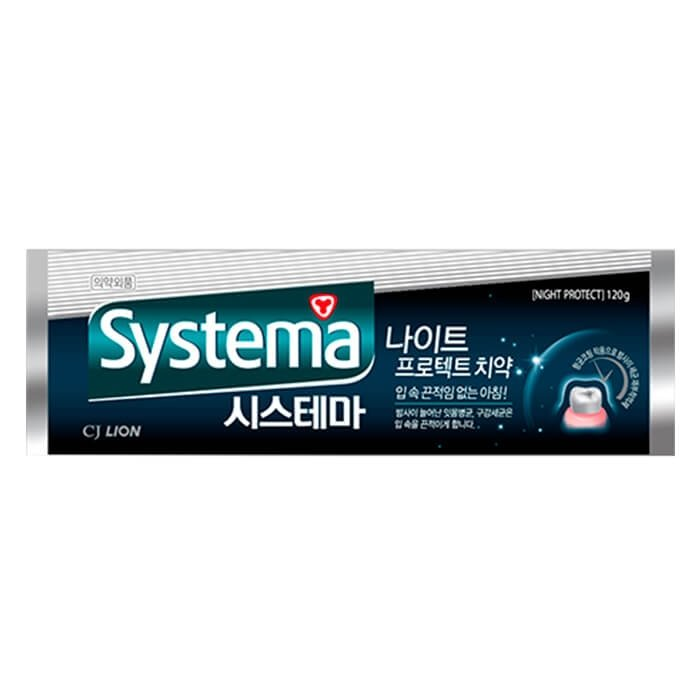 Зубная паста CJ Lion Dentor Systema Night Protect Toothpaste