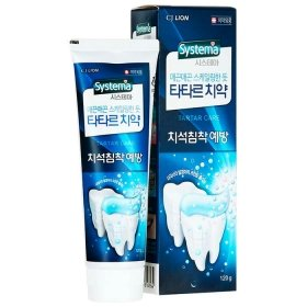Зубная паста CJ Lion Dentor Systema Tartar Advance Toothpaste