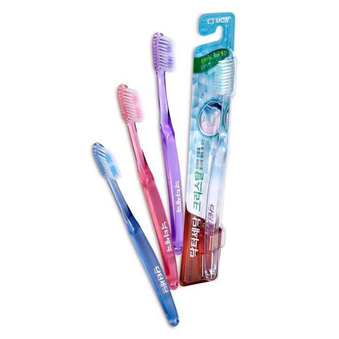 Зубная щетка CJ Lion Dr. Sedoc Crystal Toothbrush Regular