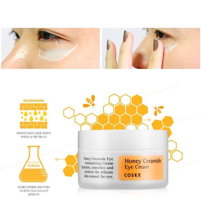 Крем для век CosRX Honey Ceramide Eye Cream