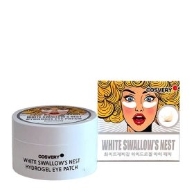 Патчи для глаз Cosvery White Swallow's Nest Hydrogel Eye Patch