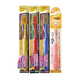 Набор детских и взрослых зубных щёток Create Family Toothbrush Set 3