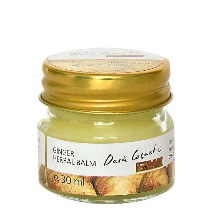 Бальзам для тела Dara Ginger Herbal Balm