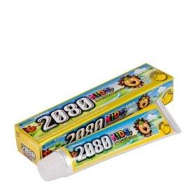 Детская зубная паста Dental Clinic 2080 Kids Toothpaste Banana