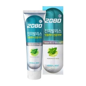 Зубная паста Dental Clinic 2080 Herbal Mint Toothpaste