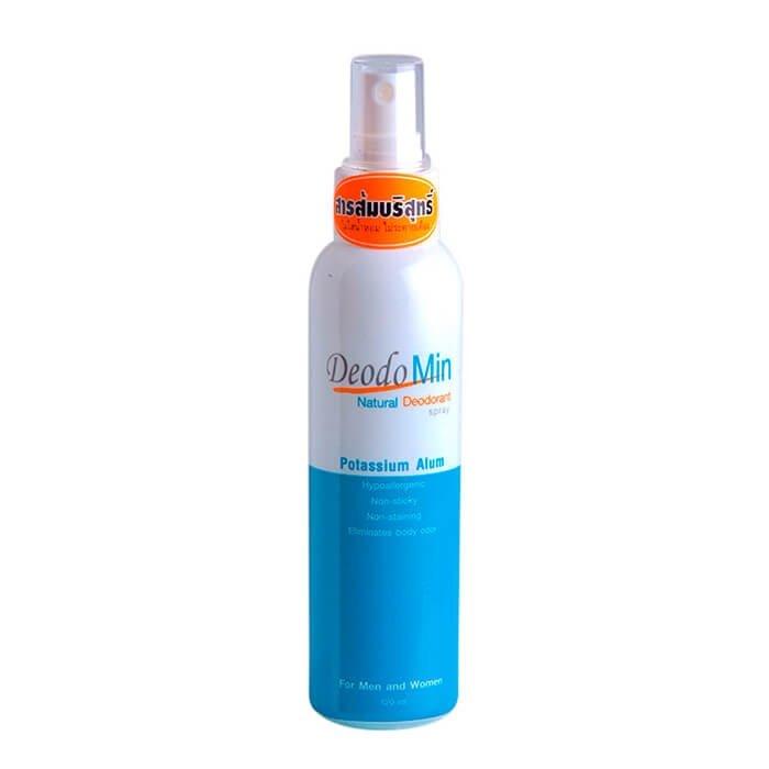 Дезодорант DeodoMin Natural Alum Deodorant Spray