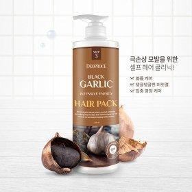 Маска для волос Deoproce Black Garlic Intense Energy Hair Pack