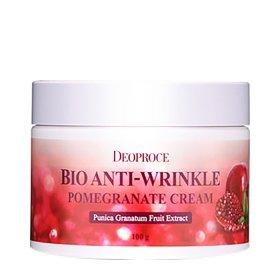 Крем для лица Deoproce Bio Anti Wrinkle Pomegranate Cream