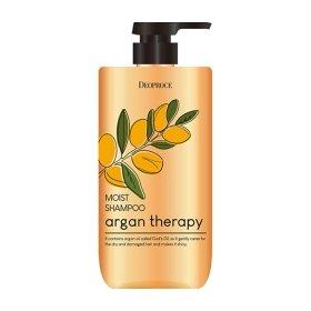 Шампунь для волос Deoproce Argan Therapy Moist Shampoo