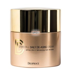 DD крем Deoproce Stem Cell Daily De-Aging Cream #21