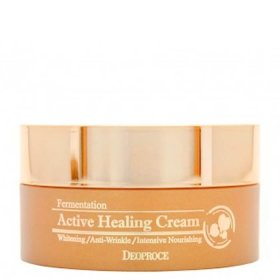 Крем для лица Deoproce Fermentation Active Healing Cream