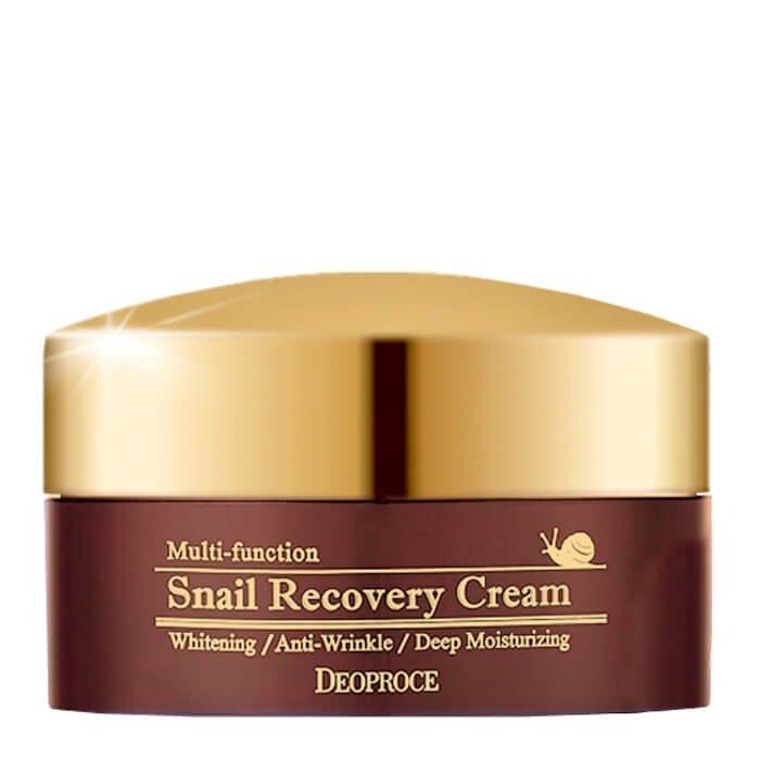 Крем для лица Deoproce Snail Recovery Cream