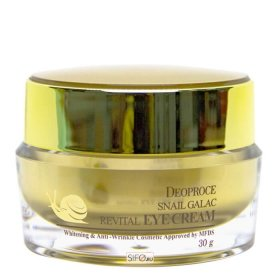 Крем для век Deoproce Snail Galac-Tox Revital Eye Cream