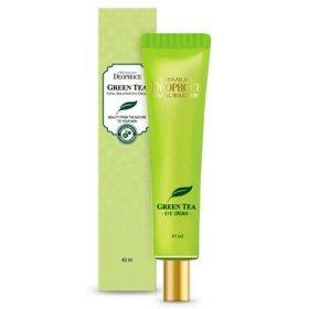 Крем для век Premium Deoproce Green Tea Total Solution Eye Cream (40 мл)