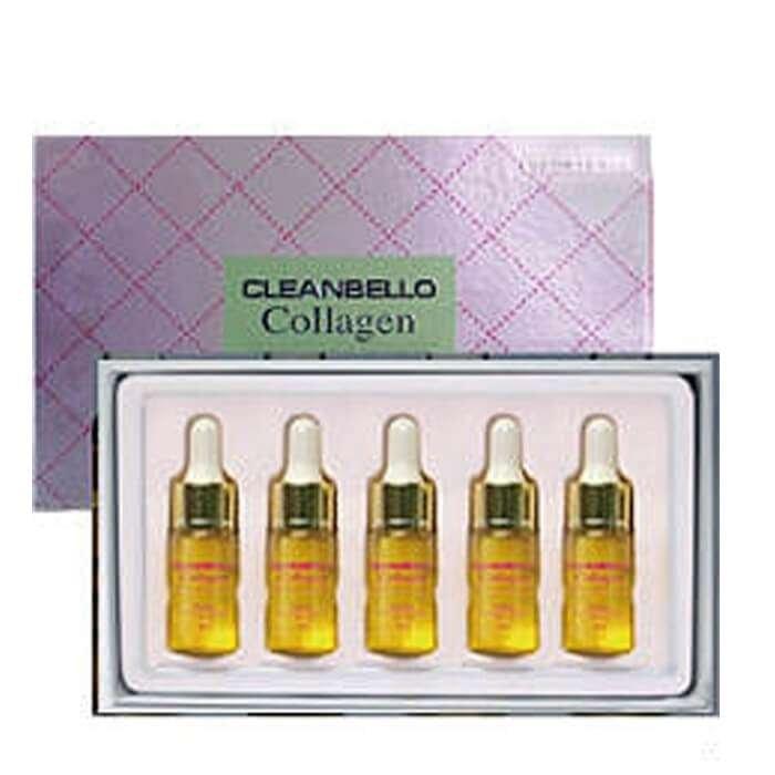 Набор ампульных сывороток Deoproce Cleanbello Collagen Essential Moisture Ampoule