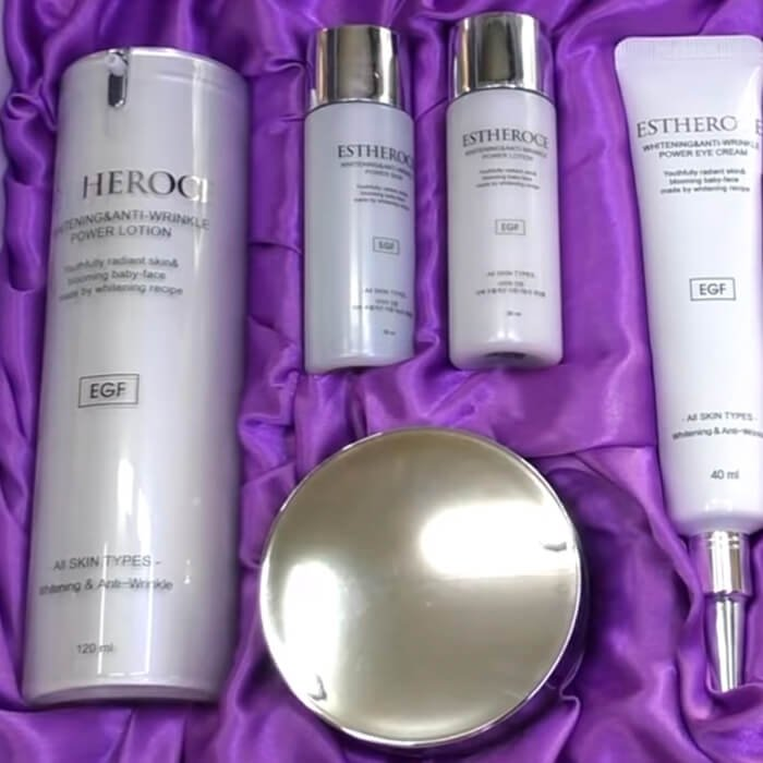 Набор для лица Deoproce Estheroce Power Skin Care Set