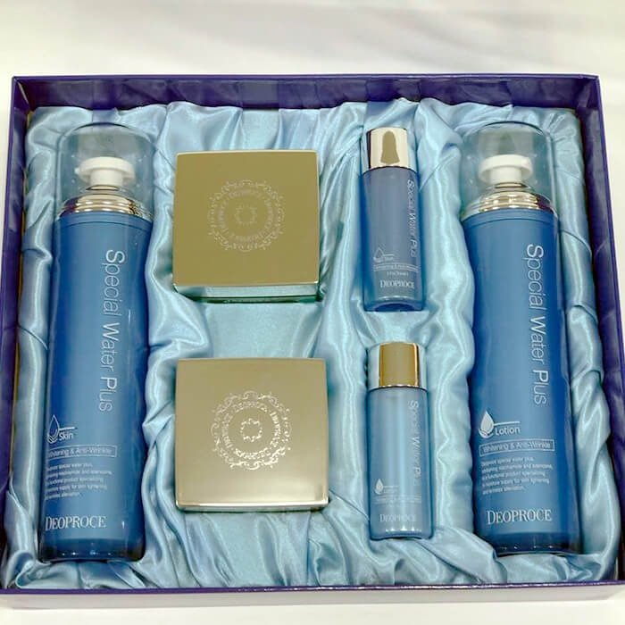 Набор для лица Deoproce Special Water Plus Set