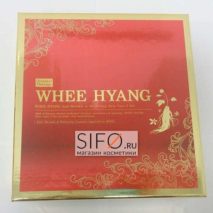 Набор для лица Deoproce Whee Hyang Skin Care 5 Set