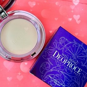 Пудра для лица Deoproce Well-Being Essence Powder Pact