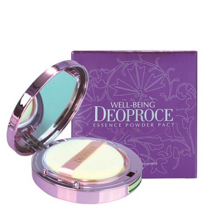 Пудра для лица Deoproce Well-Being Essence Powder Pact