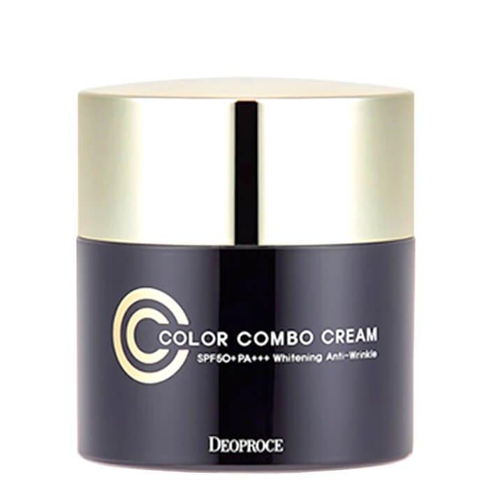 СС крем Deoproce Color Combo Cream