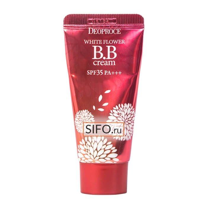 ВВ крем Deoproce White Flower BB Cream