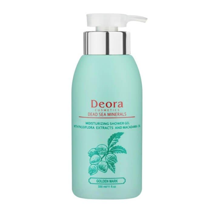 Гель для душа Deora Moisturizing Shower Gel With Passiflora Extracts & Macadamia Oil