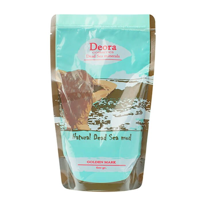 Грязь мёртвого моря Deora Natural Dead Sea Mud